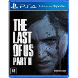 Juego The Last Of US Part II - PS4