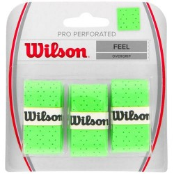 Overgrip Comfort Wilson Pro Perforated - WRZ4005GR (3 Pares)