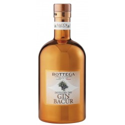 Gin Bottega Bacûr Dry - 500mL