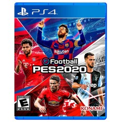 Juego PES 2020 eFootball Pro Evolution Soccer - PS4