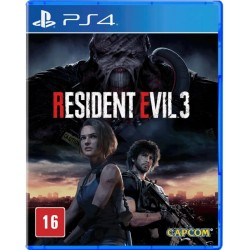 Juego Resident Evil 3 - PS4