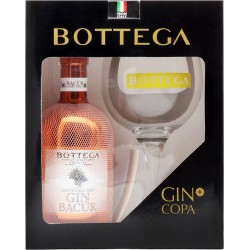 Gin Bottega Bacûr Dry + Copa - 500mL