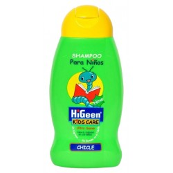Champú Higeen Kids Care Nino Chicle - 250mL