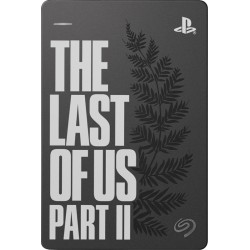 HD Externo Seagate Game Drive The Last of Us Part II Edition para PS4 2TB USB 3.0