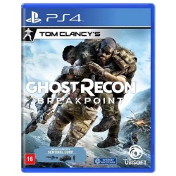 Juego Tom Clancy's Ghost Recon Breakpoint - PS4