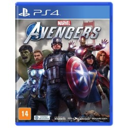 Juego Marvel Avengers - PS4