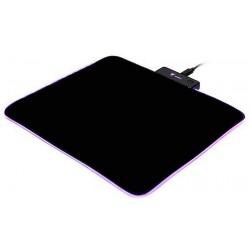 Mouse Pad Gaming Satellite Evolution A-PAD05 RGB Negro