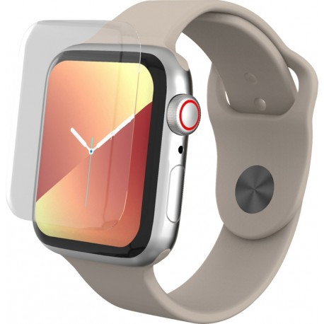 Pelicula para Apple Watch Serie 5/4 40mm Zagg Invisible Shield Ultra Clear