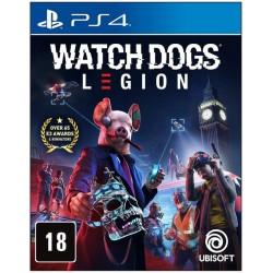 Juego Watch Dogs Legion - PS4