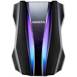 "HD Externo ADATA 1TB RGB Lighting HD770G 2.5"" USB 3.2 Negro"