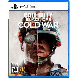 Juego Call Of Duty Black Ops Cold War - PS5