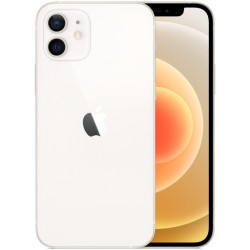 """Apple iPhone 12 64GB 6.1"""" A2403 MGJ63LZ White"""