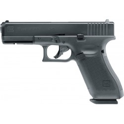 Pistola Airgun Umarex Glock 17 Gen5 CO2 4,5mm BBS Negro