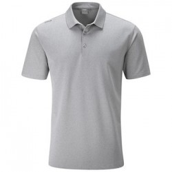 Camiseta Polo Ping Lincoln Golf P03288 S3DS Silver Marl