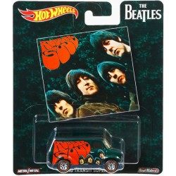 Hotwheels Mattel The Beatles Ford Transit Supervan - DLB45