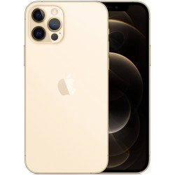 """Apple iPhone 12 Pro 512GB 6.1"""" A2407 MGMW3LZ/A Gold"""