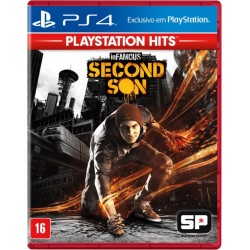Juego Infamous Second Son - PS4