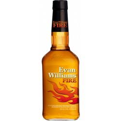 Whisky Evan Williams Fire 1L
