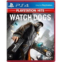 Juego Watch Dogs - PS4