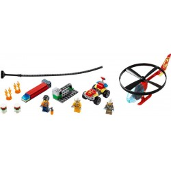 Lego City Fire Helicopter Response 60248 / 93 Pzs