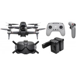Drone DJI FPV Combo (NA) + Fly More Kit + Montion Controller