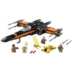 Lego Star Wars Poes X-Wing 75102 - 717 Pcs