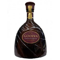 Licor Godiva Chocolatier 750ml con Caja