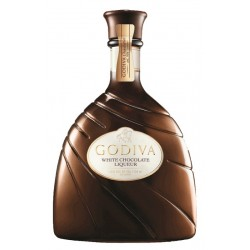 Licor Godiva Chocolatier White 750ml con Caja