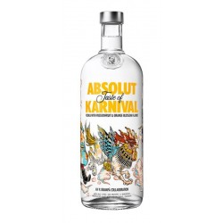 Vodka Absolut Karnival 1Lt