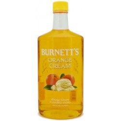 Vodka Burnett Orange Cream 750 ML