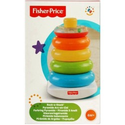 Pirâmide de Argola Fisher Price - N8248
