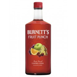Vodka Burnett's Fruit Punch 750 ML