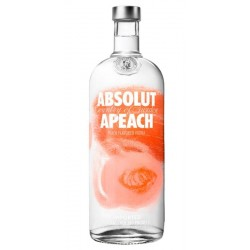 Vodka Absolut Apeach1Lt