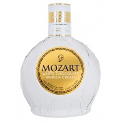 Licor Mozart White Chocolate Vanilla Cream 700ml
