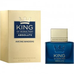 Perfume Antonio Banderas King of Seduction Absolute Kit