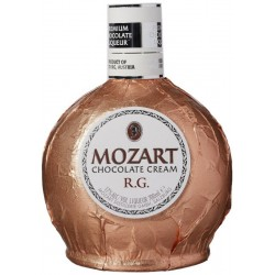 Licor Mozart Chocolate Cream Rosa 700ml