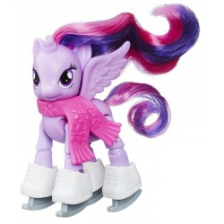 Boneca Hasbro My Little Pony Princess Twilight Sparkle - B8018