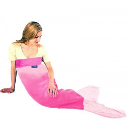 Cobertor Original Blankie Tails Adult Pink Ombre - Idade 12+
