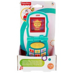 Celular dos Animais Fisher-Price - Y6979