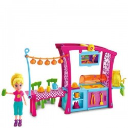 Polly Popping Party BBQ DNB53 Mattel