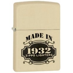 Isqueiro Zippo Regular Made in 1932 216.C1018217