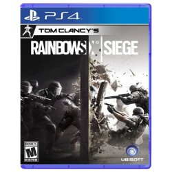 Juego Tom Clancy's Rainbow Six Siege - PS4