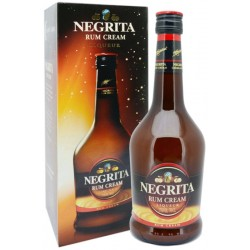 Licor Negrita Rum Cream 700ml