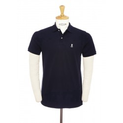 Camisa Classic Polo Psycho Bunny KR0001 NVY