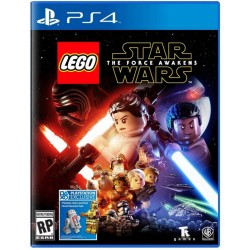 Juego Star Wars The Force Awakens Lego - PS4