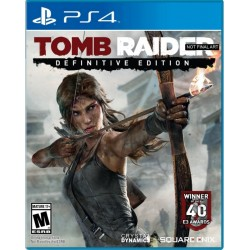 Juego Tomb Raider Edition - PS4