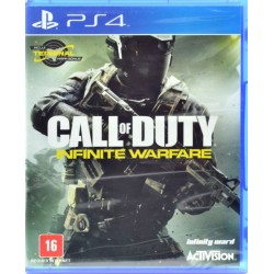 Juego Call Of Duty Infinite Warf - PS4