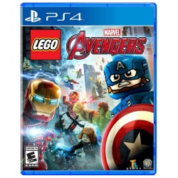 Juego Lego Marvel Avengers WB Games - PS4
