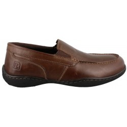 Sapato Rockport RLII Venetian M78814 Brown
