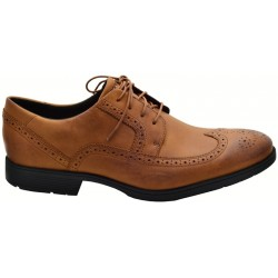 Zapato Rockport TMPS Wing Tip M78873 Caramel